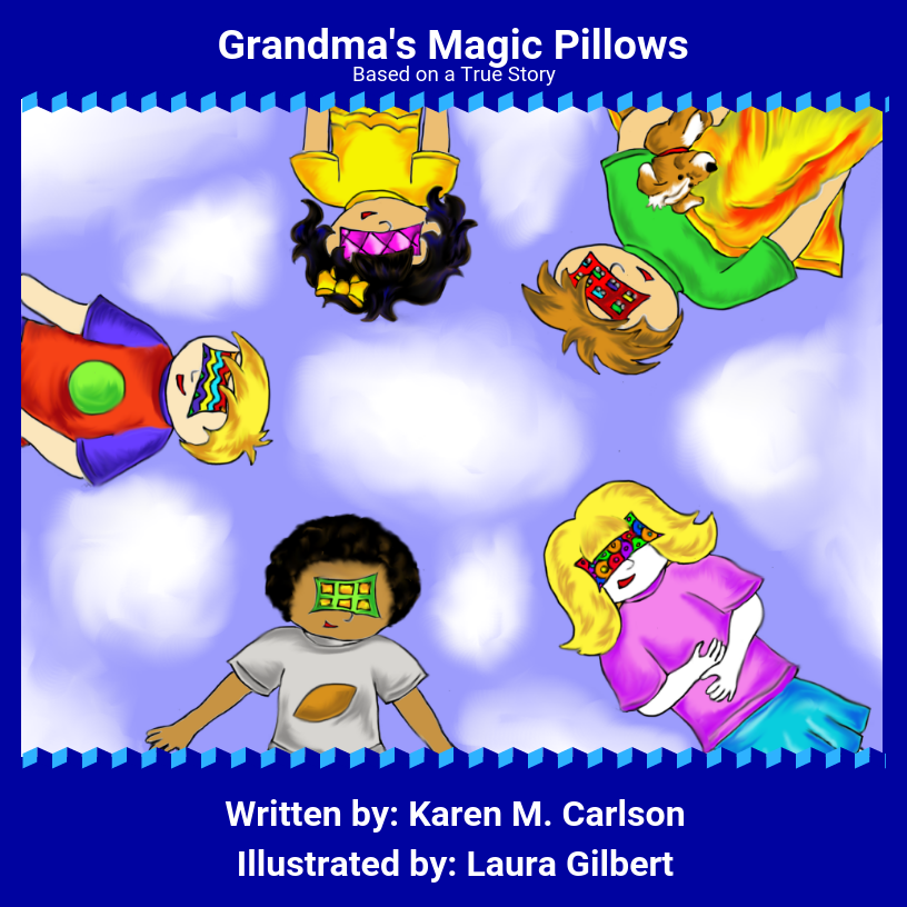 Grandma's Magic Pillows Book