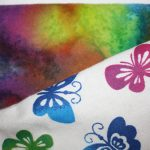 Rainbow Butterfly / Tie Dyed